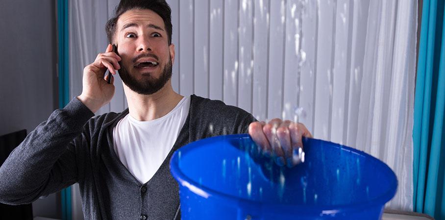 Vattenlarm – upptäck vattenläckan innan det är för sent